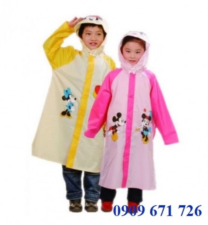 Địa chỉ may áo mưa cánh dơi, may in áo mưa quà tặng, sản xuất áo mưa theo yêu cầu