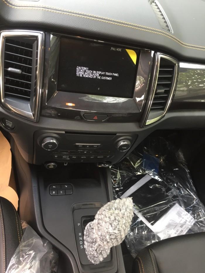 Ford Ranger - Xe đủ màu giao ngay cho khách trong tháng này ! 2