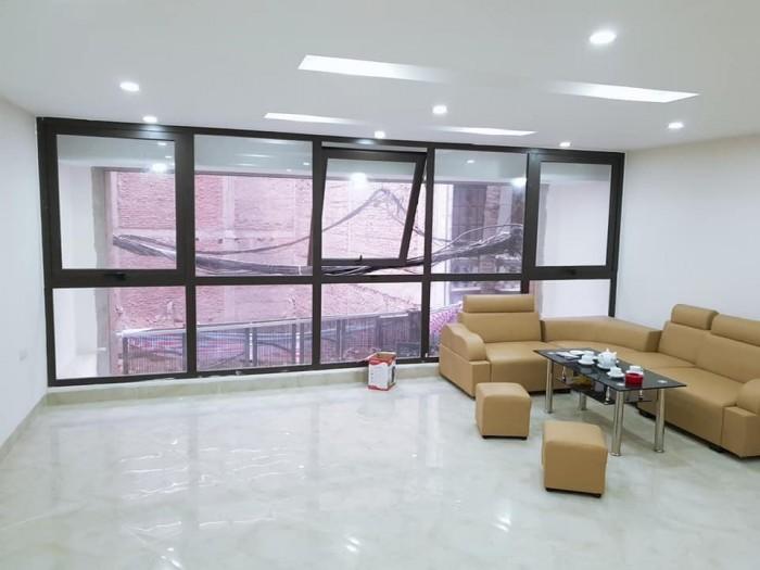 .Bán nhà đẹp 55m*5 tầng, kinh doanh đỉnh phố víp Lê Trọng Tấn
