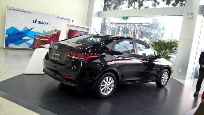 Hyundai Accent 2018 - Trả Góp - Khuyến mãi lớn tại Hồ Chí Minh