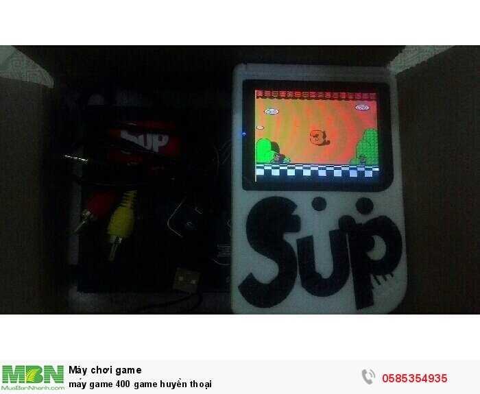 Máy game 400 game huyền thoại1