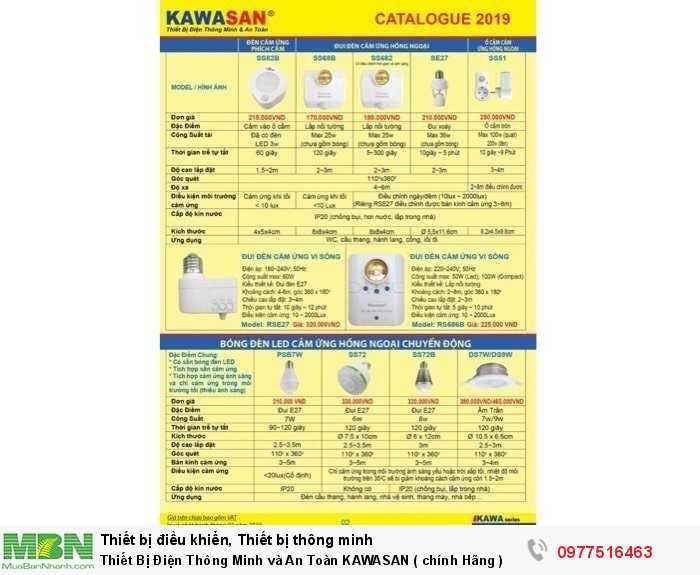 Thiết Bị Điện Thông Minh và An Toàn KAWASAN ( chính Hãng )