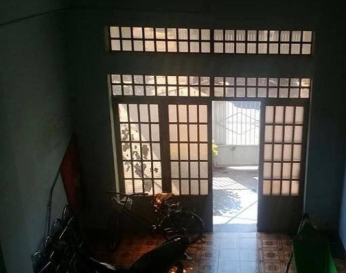 Nhà mặt tiền Nơ Trang Gư, 80m2