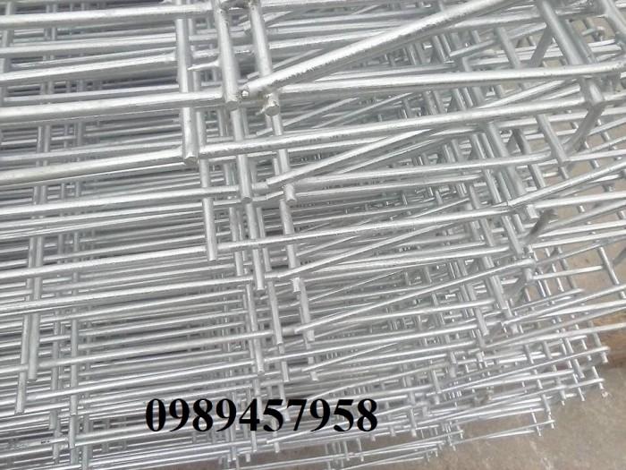 Hàng rào mạ kẽm nhúng nóng phi 5 ô 50x150, 50x200, 50x50 giá tốt1