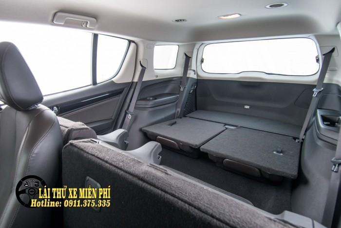 Chevrolet Trailblazer Khuyến mãi lớn, tặng kèm gói PHỤ KIỆN hấp dẫn