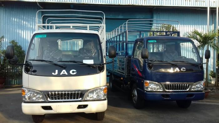 Xe tải JAC 2t4 mới EURO IV động cơ ISUZU