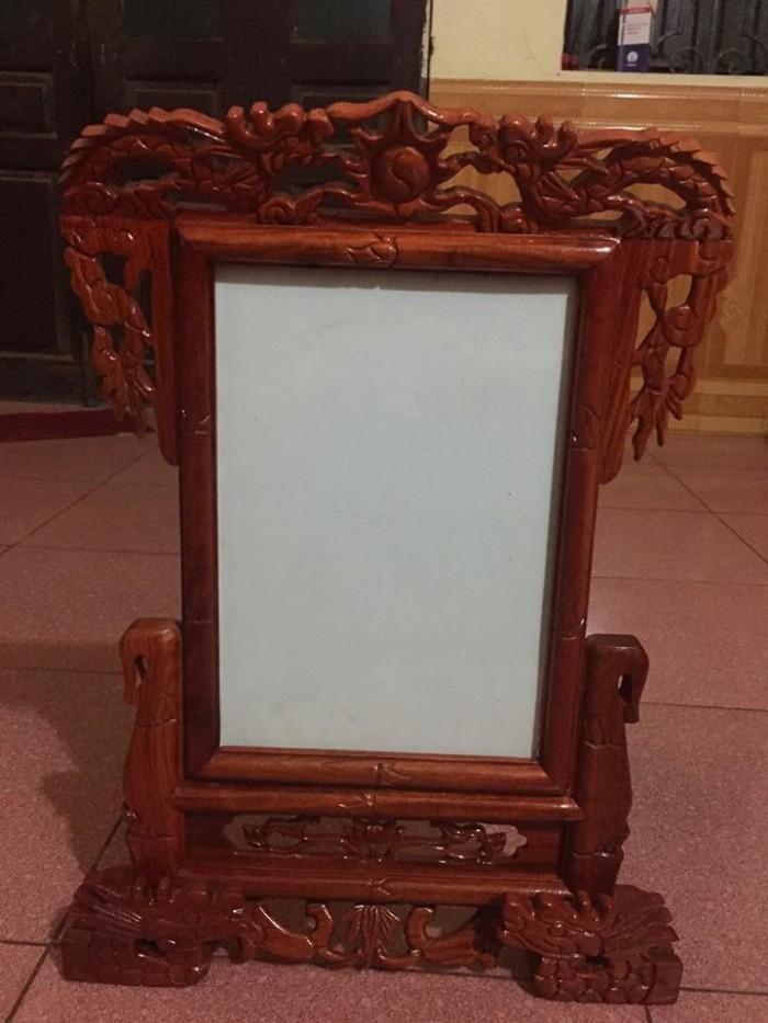 khung ảnh thờ trạm rồng kích thước ảnh thờ: 20 x 30 cm tổng kích thước: cao 49 cm, rộng 33 cm0