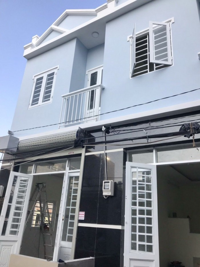 Bán nhà sổ hồng chung hẻm 1135 Huỳnh Tấn Phát, P. Phú Thuận, Quận 7