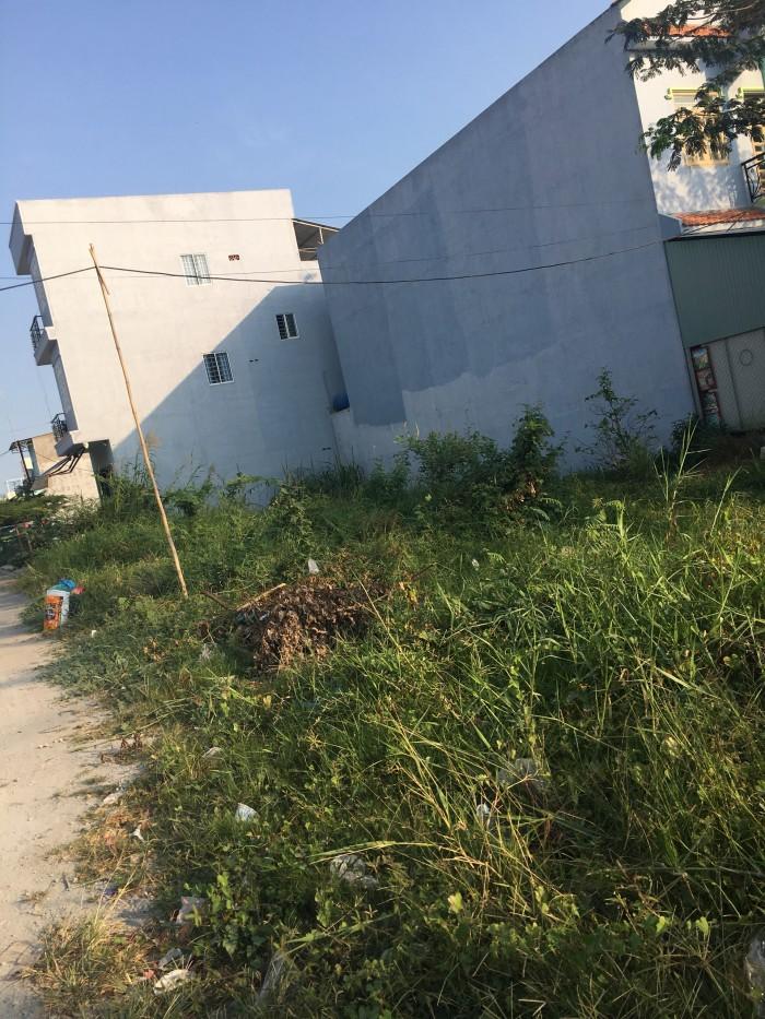 Cô Thu bán tháo lô đất QL50, Bình chánh 128m2