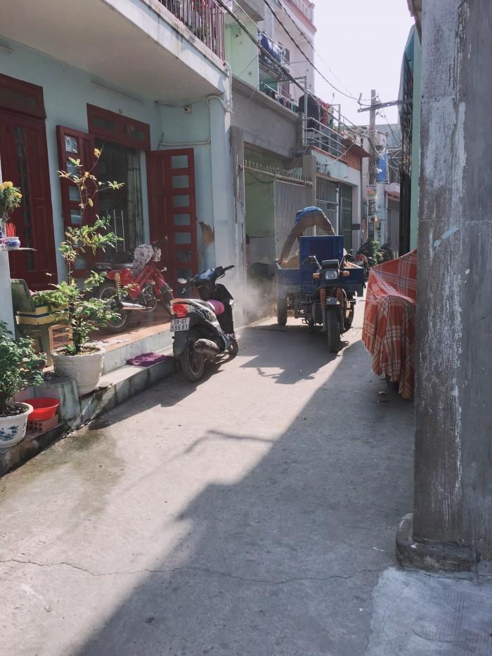 Bán nhà phường Tân Hưng Thuận , quận 12