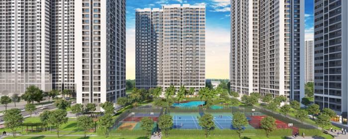 Bán căn hộ 60M2, 2PN + 1 tòa Park 5 Vinciy Ocean Park