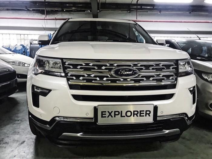 HCM- Ford Explorer 2019 giá bán siêu hấp dẫn