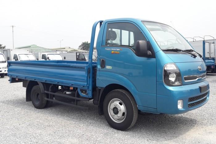 Cần bán xe tải KIA K250 thùng lững tải trọng 2,49 tấn vào SG, có bán trả góp trên toàn quốc. 5