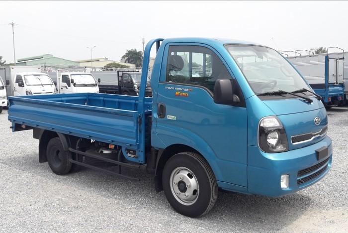 Cần bán xe tải KIA K250 thùng lững tải trọng 2,49 tấn vào SG, có bán trả góp trên toàn quốc. 4