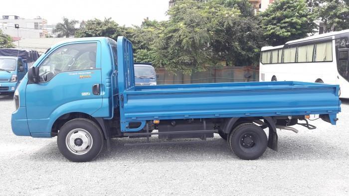 Cần bán xe tải KIA K250 thùng lững tải trọng 2,49 tấn vào SG, có bán trả góp trên toàn quốc. 3