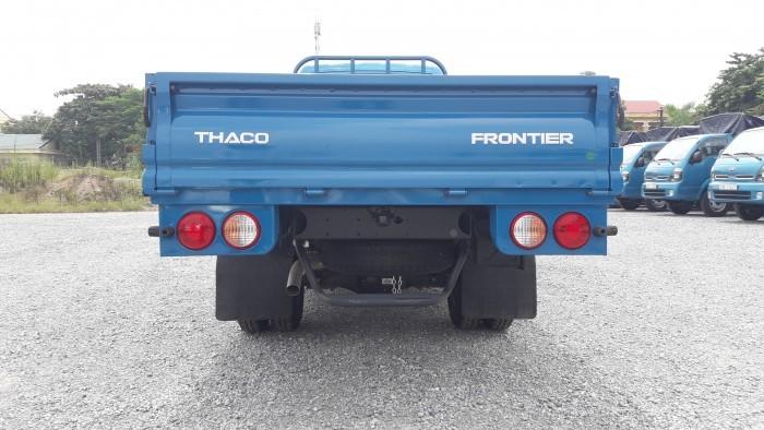 Cần bán xe tải KIA K250 thùng lững tải trọng 2,49 tấn vào SG, có bán trả góp trên toàn quốc. 2