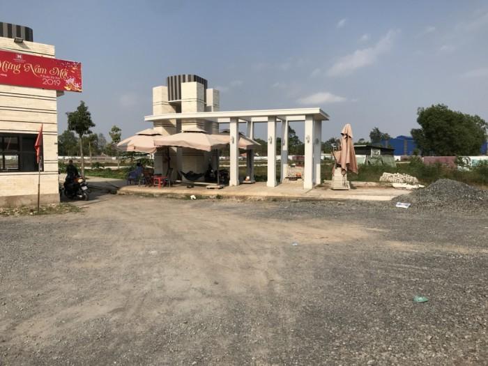 Đất liền kề Hiển Vinh ĐP,SHR,  Dương Công Khi , gần chợ bệnh viện, dân cư đông đúc