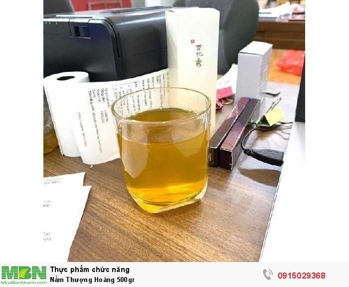 Nấm Thượng Hoàng 500gr2