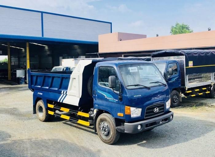 Hyundai Ben 7 Tấn (5 Khối ) Máy Lớn To Khỏe