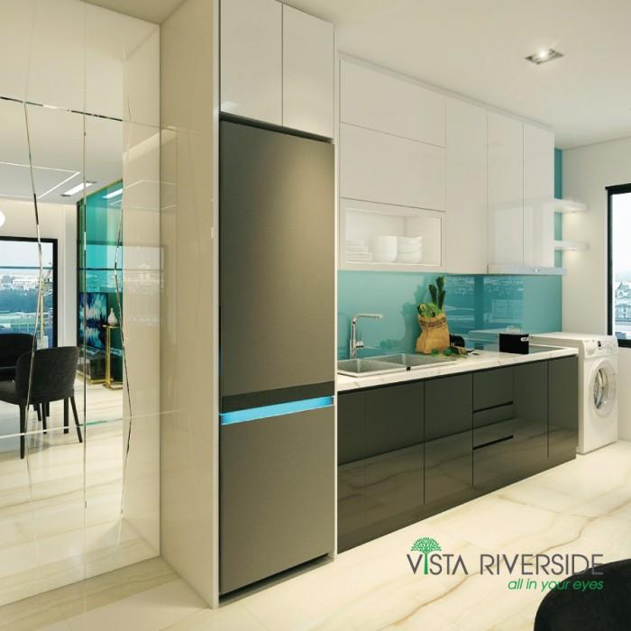 Q12 – Cầu Phú Long – mua căn hộ ven sông SG chỉ với 250 triệu