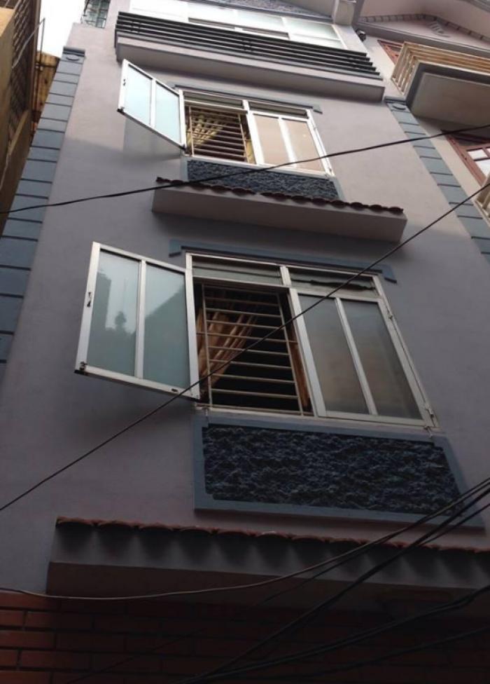 Bán nhà đẹp, về ở luôn phố Lê Trọng Tấn, 33m2