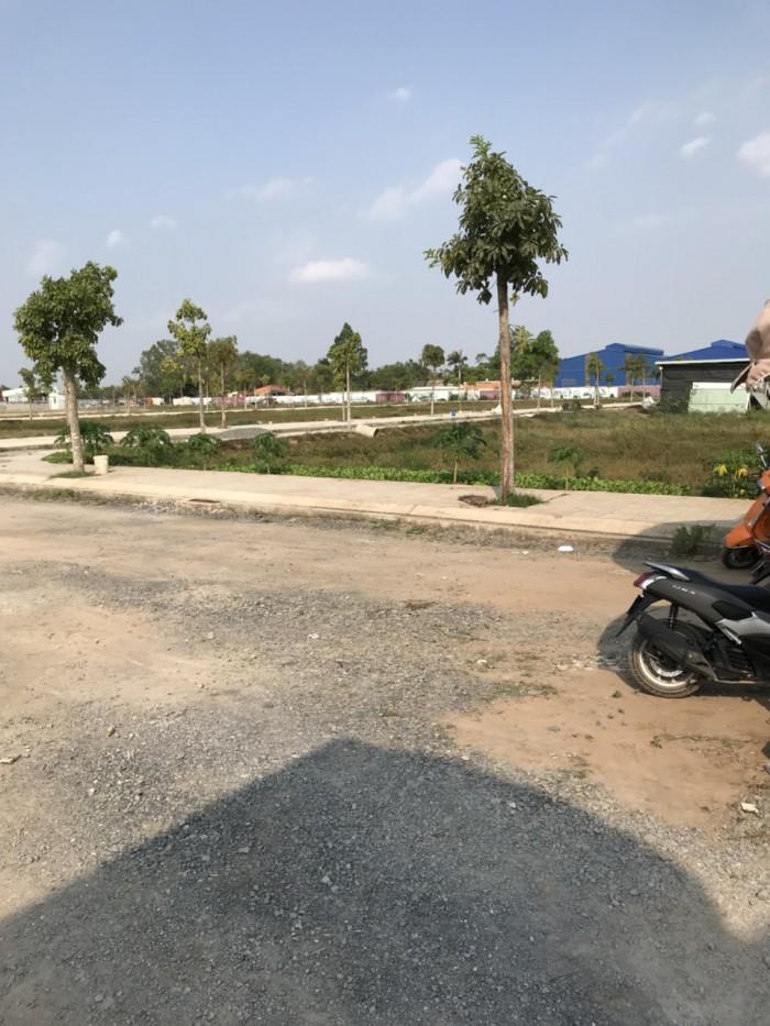 Bán đất thổ cư 100m2 , Shr , Mt Trương Thị Như