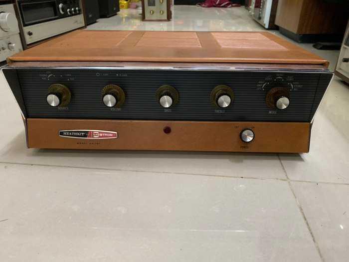 Ampli Đèn Heathkit AA-151 USA0