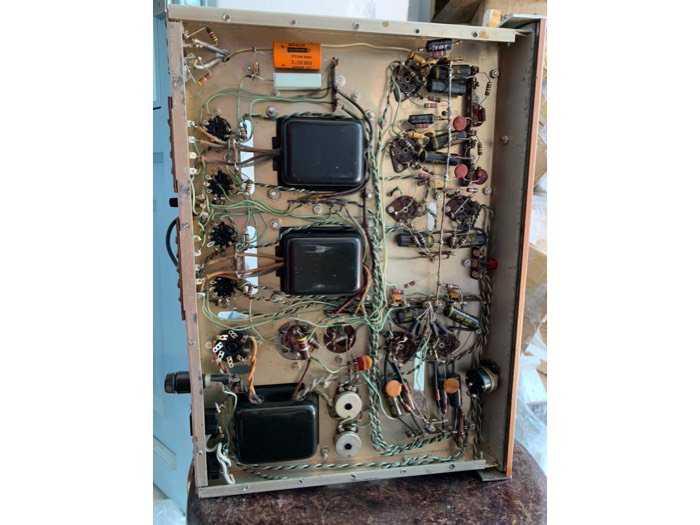 Ampli Đèn Heathkit AA-151 USA3