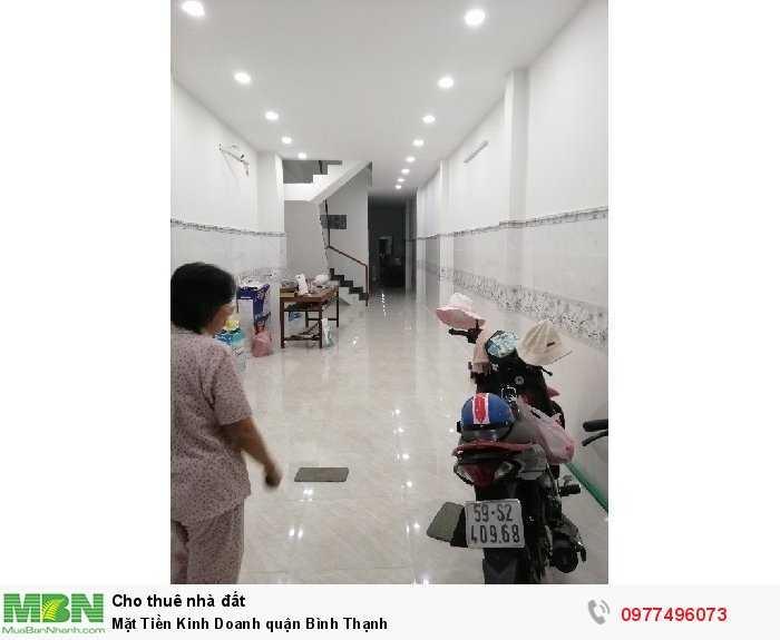 Mặt Tiền Kinh Doanh quận Bình Thạnh