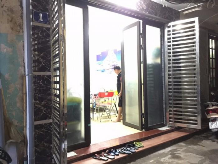 Bán nhà ngõ 159 Hồng Mai,Hai Bà Trưng, 30m2x4 tầng,ô tô đỗ cửa