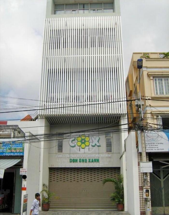 Bán nhà 6 tầng mặt tiền Lâm Văn Bền P. Tân Kiểng Quận 7.