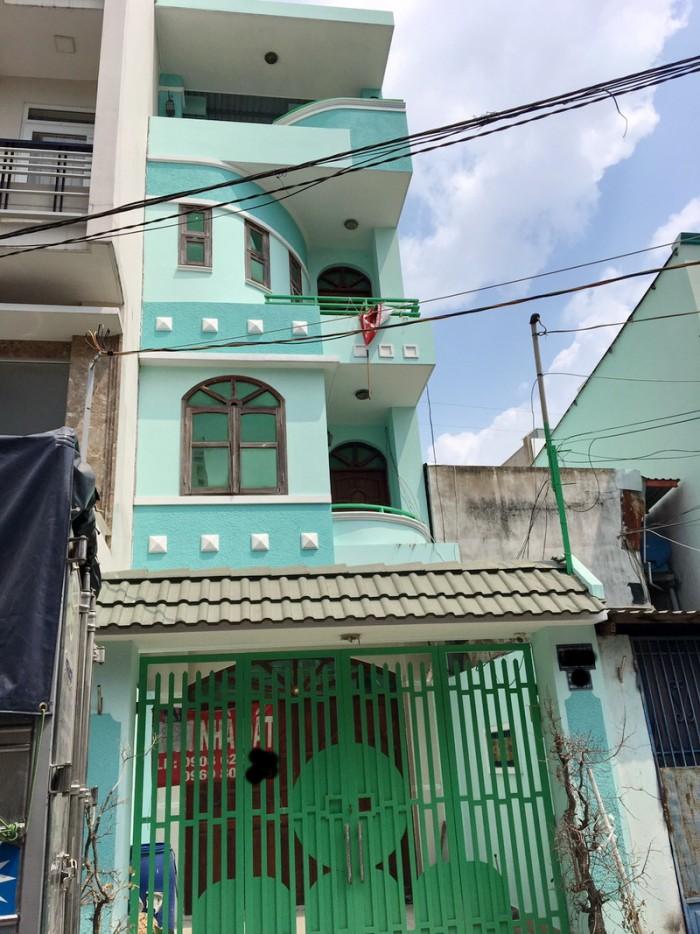 Cho thuê nhà hẻm xe hơi 34 Nguyễn Thị Thập, Bình Thuận, Quận 7