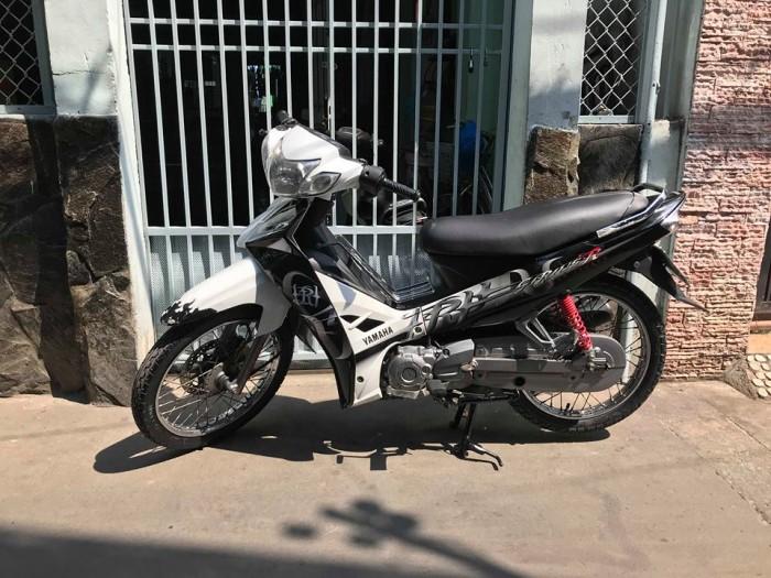 Xe Sirius Yamaha chính hãng. màu trắng. BSTP