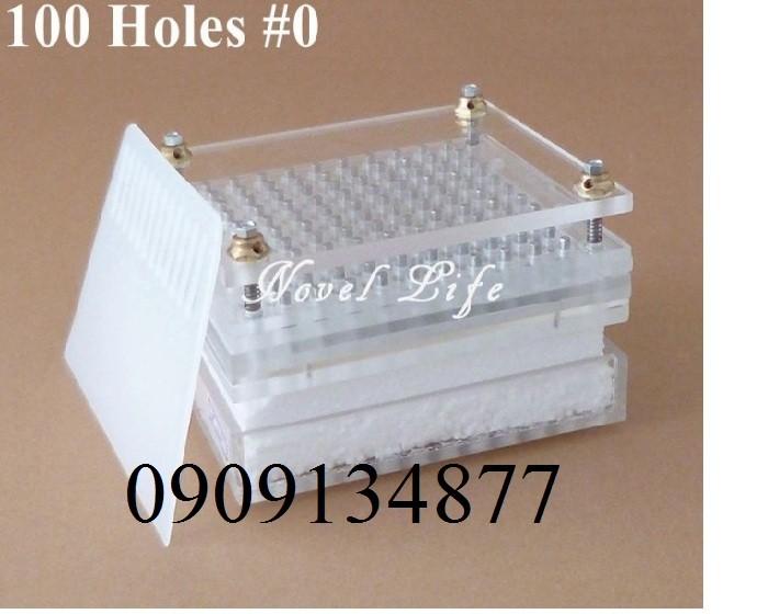 Cung cấp khuôn đóng nang thủ công 100v/400v, vỏ nang rỗng, viên nang rỗng, vỏ thuốc con nhộng1