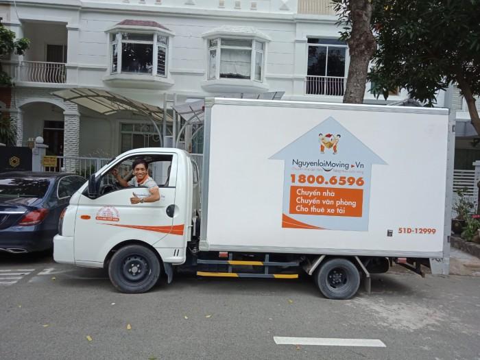 Dịch vụ cho thuê xe tải 1 tấn uy tín