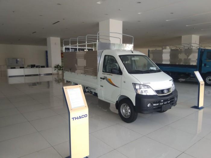 Xe tải 500kg, 750kg, 1 tấn trả góp vay 80%, lãi suất ưu đãi