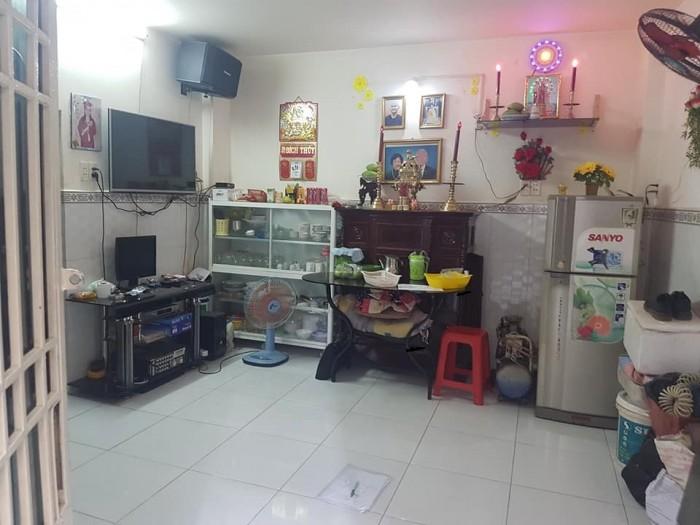 Bán nhà Nguyễn Thiện Thuật Quận 3 4 tầng Ở ngay.