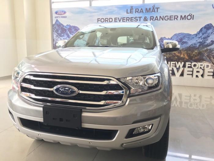 Ford Everest Đủ màu, giao ngay ,bao ngân hàng 100%
