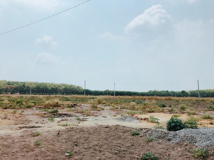 Đất xây trọ diện tích lớn, mặt tiền đường, liền kề khu công nghiệp