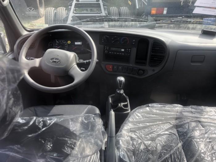 Bán Xe Tải NEW MIGHTY N250 Hyundai Đi Vào Thành Phố 5
