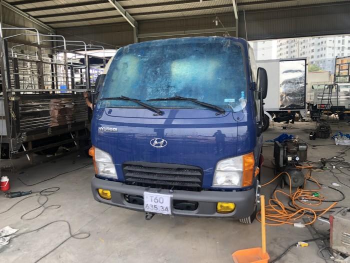 Bán Xe Tải NEW MIGHTY N250 Hyundai Đi Vào Thành Phố
