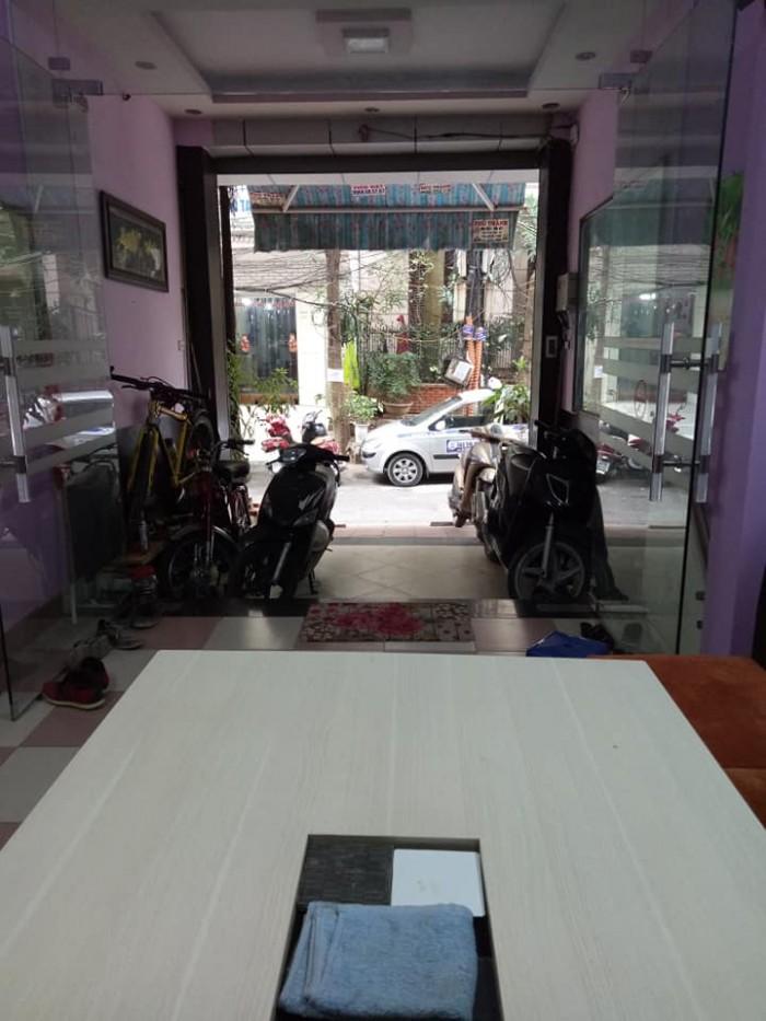 Bán nhà Trần Quang Diệu, ô tô Kinh Doanh, dt 62m2
