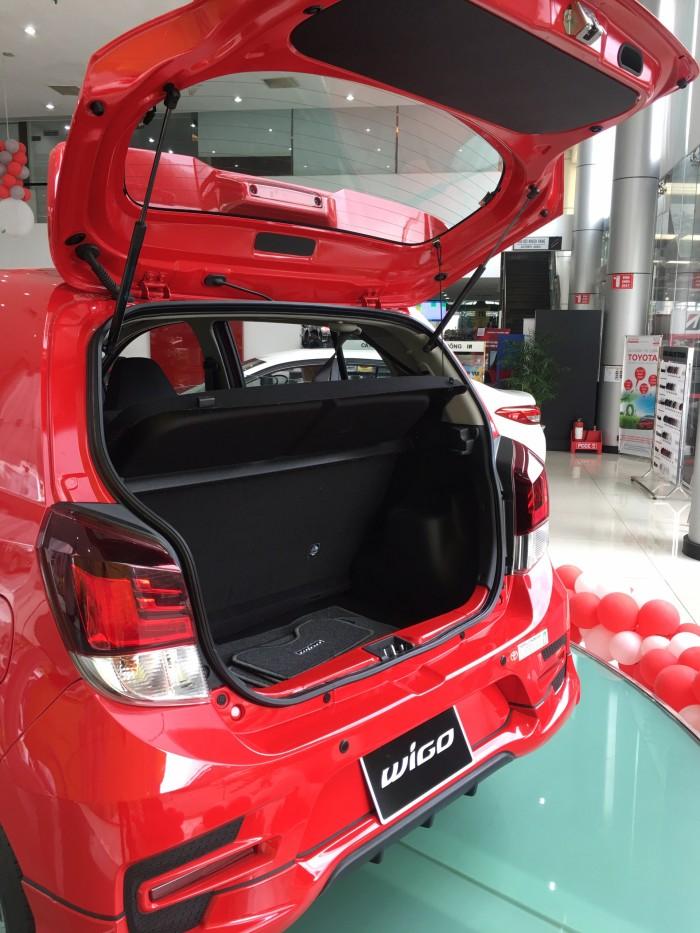 Toyota Wigo xe nhập cỡ nhỏ, xe luôn có sẵn, đủ màu, có xe lái thử, thủ tục đơn giản, duyệt vay cao