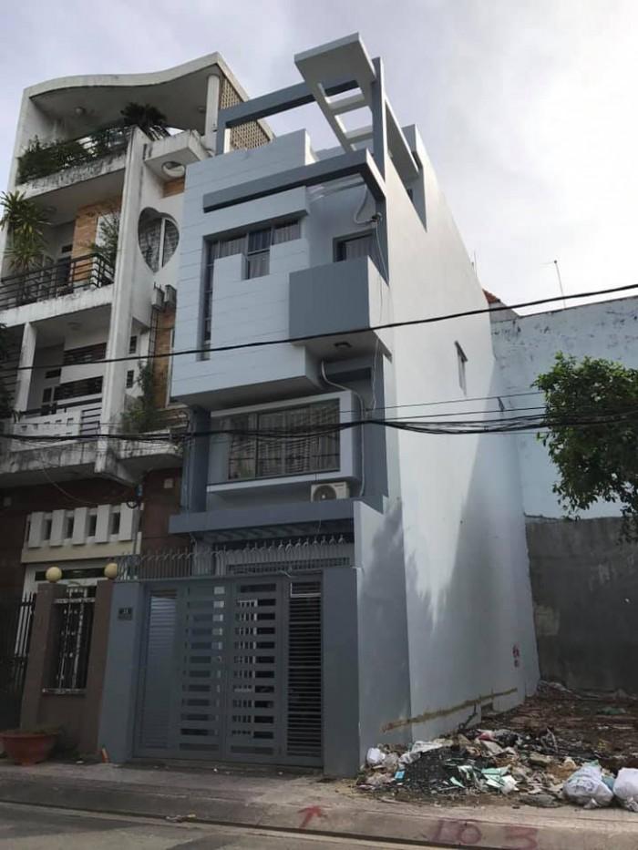 Bán nhà MT Nguyễn Xuân Khoát, P.Tân Thành, 4x19m, 3 lầu
