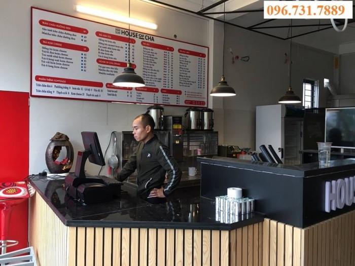 Máy tính tiền cảm ứng cho quán trà sữa giá rẻ nhất tại Đà Nẵng2