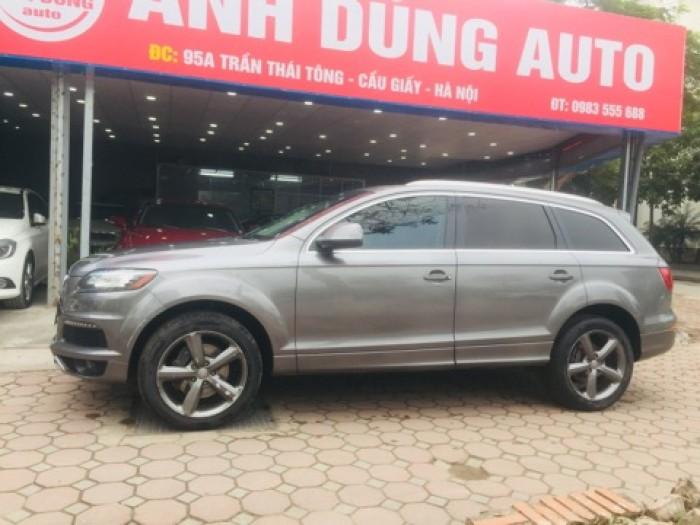 Audi Q7 3.0 TDI Pretige S-line sản xuất 2010.đăng ký T9/2011 cá nhân chính chủ biển Hà Nội