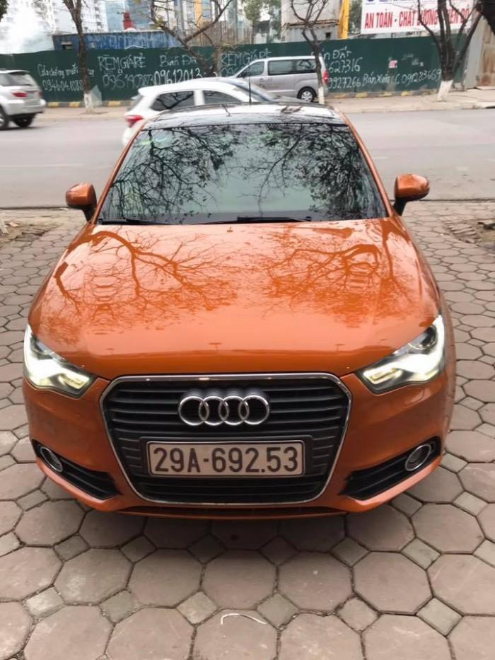 Audi A1 sản xuất năm 2013 Số tự động Động cơ Xăng