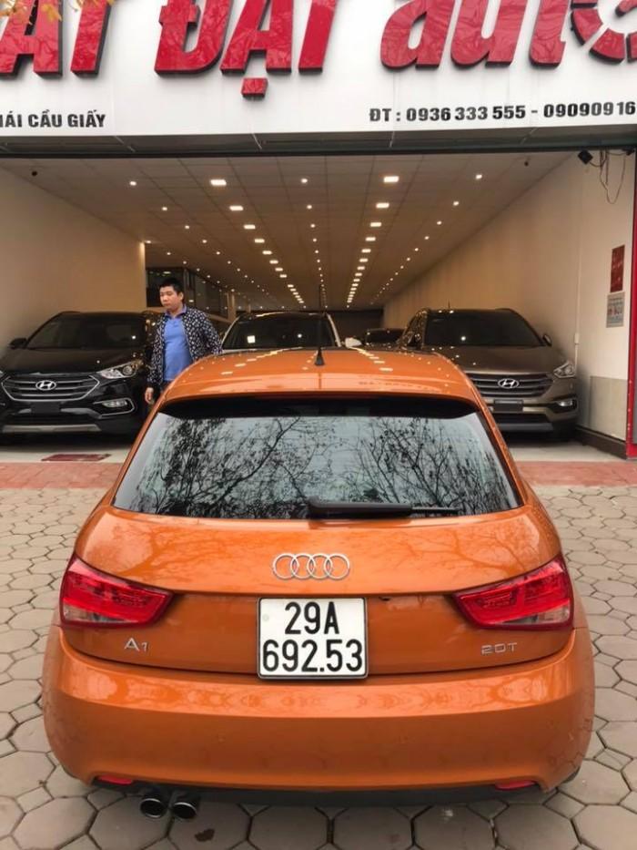 Audi A1 bản Sline 2.0 model 2013