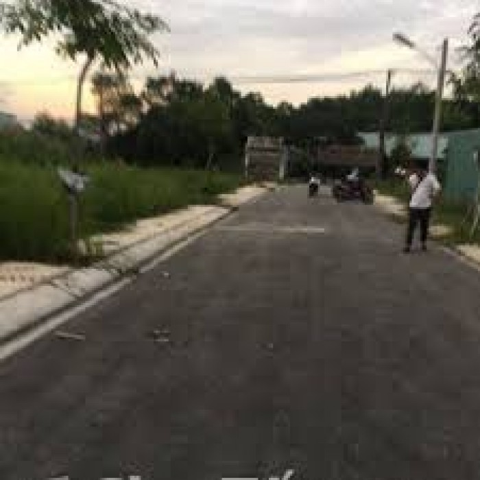 Đất 87m2 (9 x 8,92) KDC Hoàng Hoa Nguyễn Bình