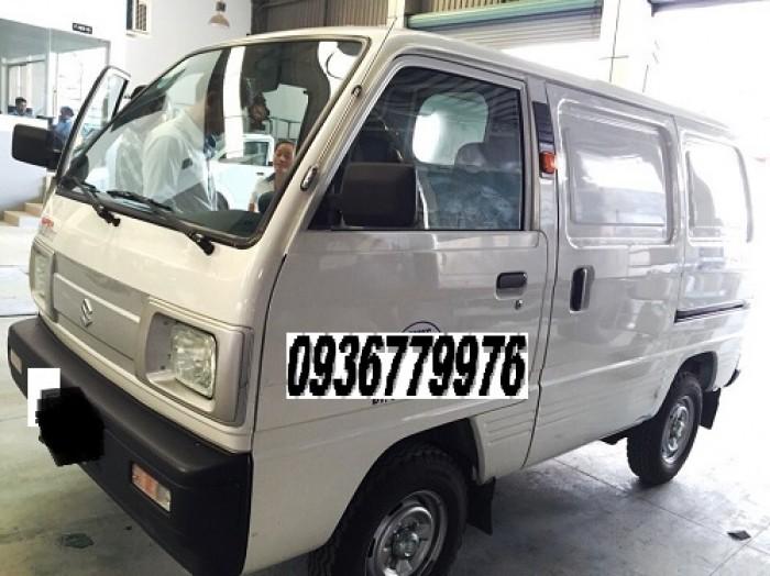 Bán xe tải suzuki blind van cũ 2016 Hải Phòng